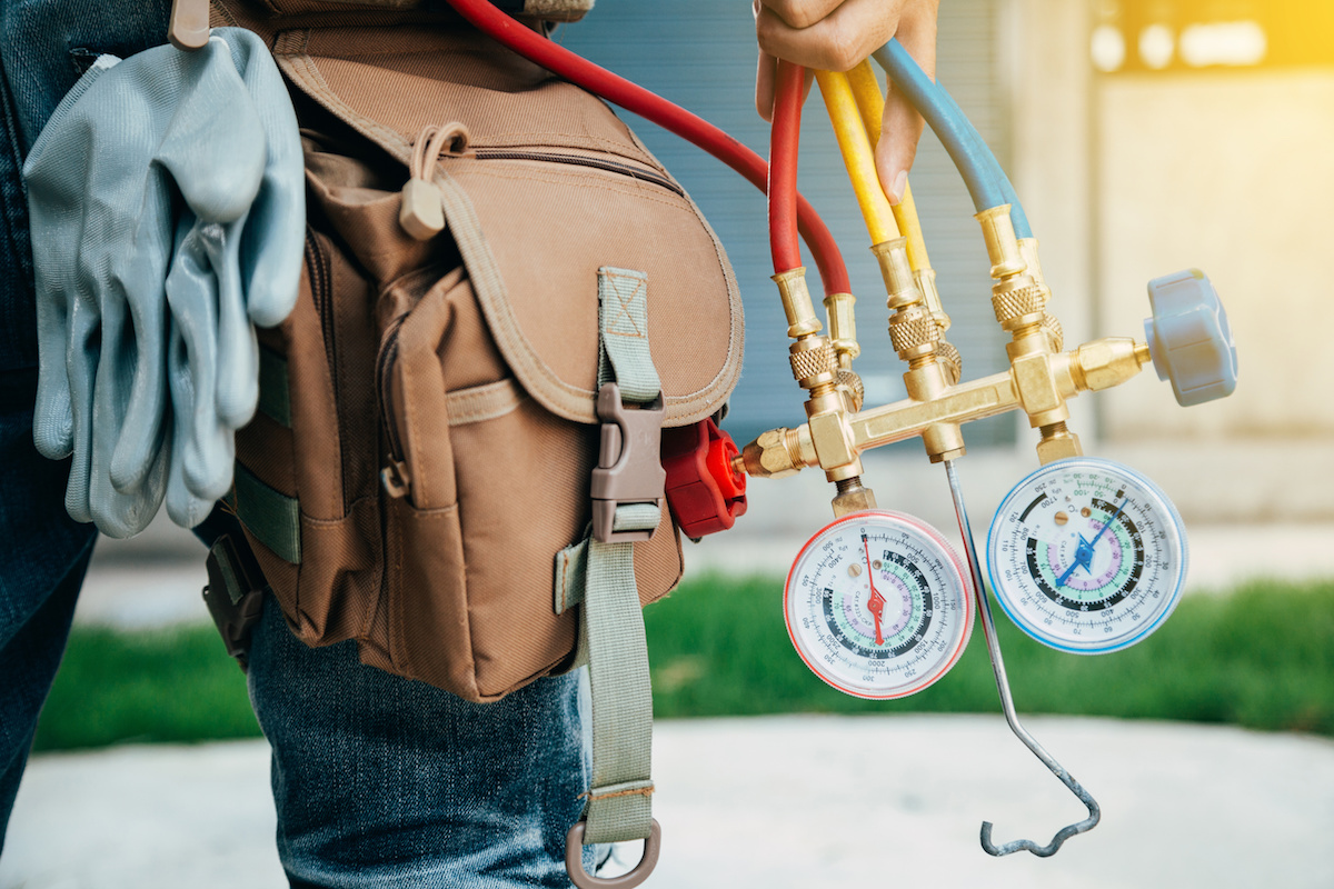 HVAC Contractors With ATN Mechanical