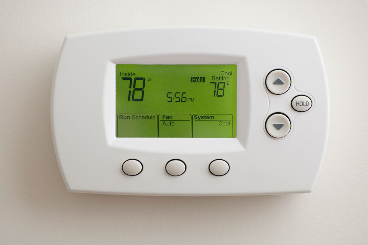 How To Read A Thermostat - Blog by ATN Mechanical Systems