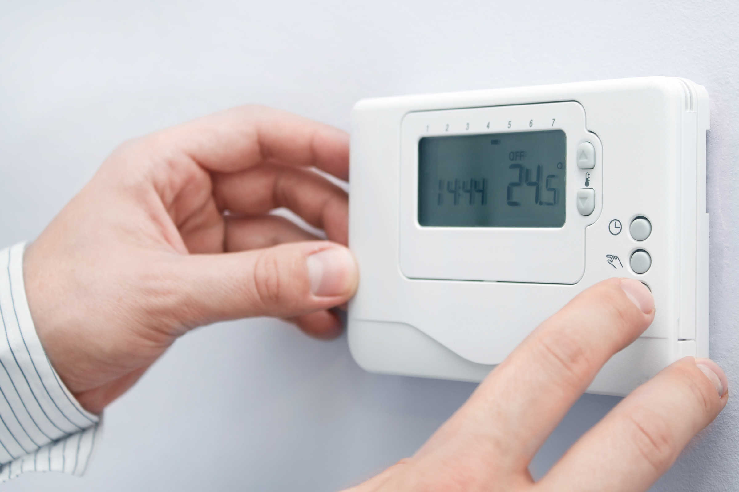 Thermostat by ATN Mechanical Systems