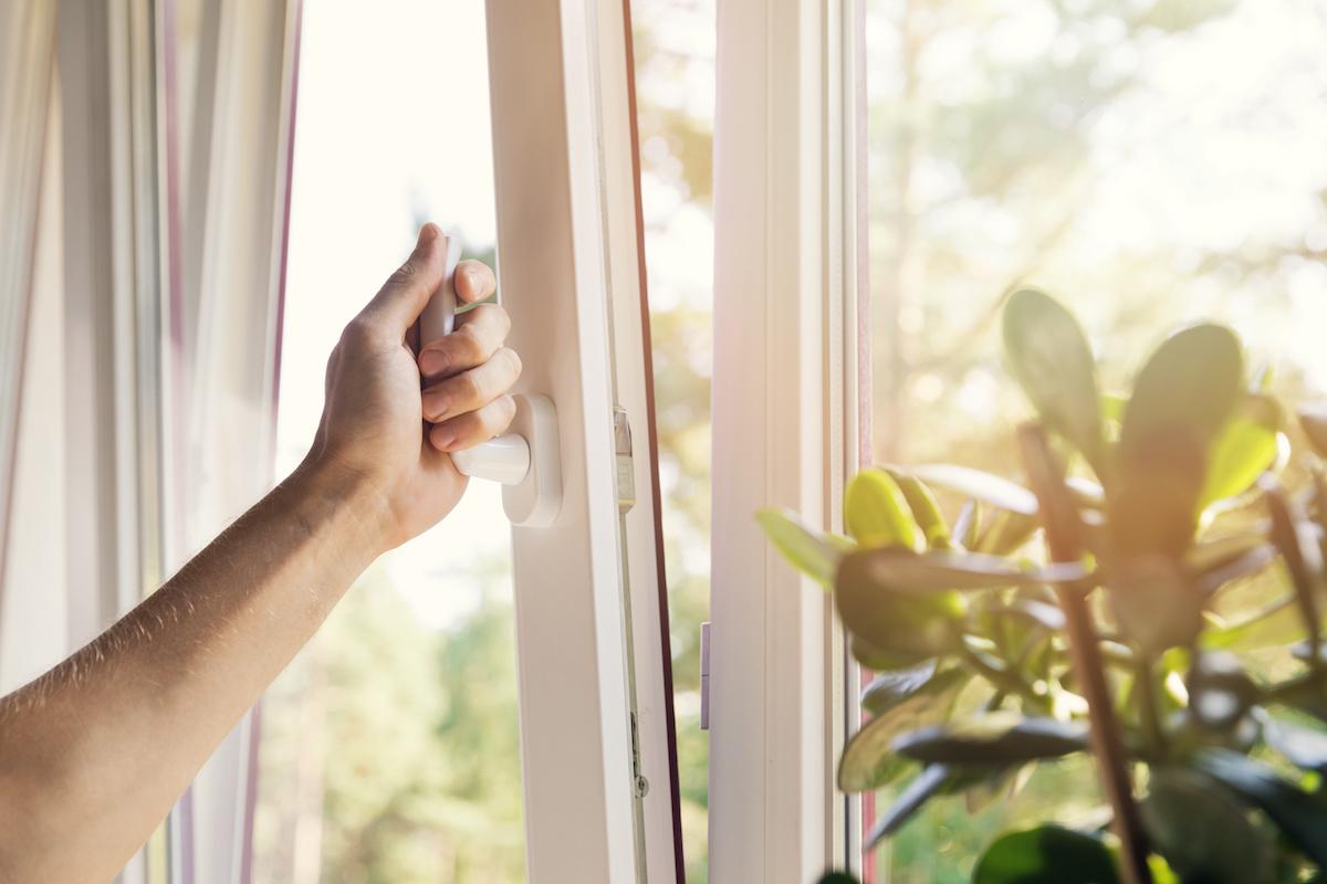 Window Opening by ATN Mechanical